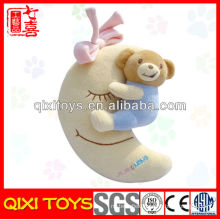 Wholesale baby bear on moon toy baby toys china wholesale