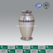 LUXES Metall Urnen für Asche Pet & menschlichen Urnen