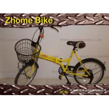 Bicicletas/Velo Bike/20 inch dobramento bicicleta dobrável bicicleta para Japão e nos Zh15clm01 de mercado