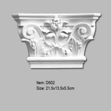 PU Window and Door Frame Capital