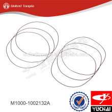 Yuchai cylinder water seal M1000-1002132A for YC6M