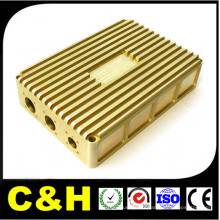 Pièces personnalisées en laiton moulé / Bronze / Cuivre usinées personnalisées CNC