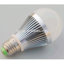 CE / RoHS высокой яркости светодиодные лампы накаливания e27 с оптовой цене