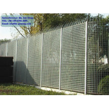 industrial safety fence