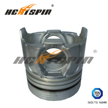 8/10/12PA1 Isuzu Alfin Piston with 115mm Bore Diameter, 113.3mm Total Height, 75.3mm Compress Height with 1 Year Warranty