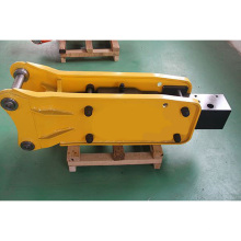 New products looking for distributor vibrating digger excavator with jack hammer