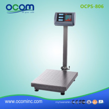 price digital electronic weighing scale with stand