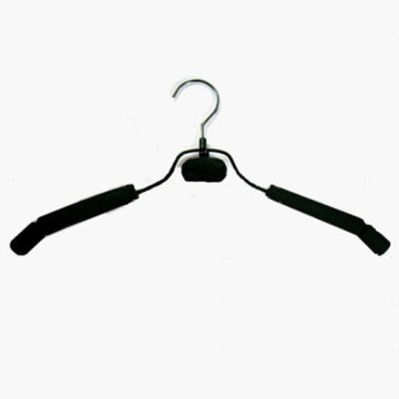 Cloth hanger used for expensive garments shop or private war