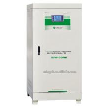 Customed Djw / Sjw-500k Series Microcomputador Non Contact AC Vcoltage Regulador / Estabilizador