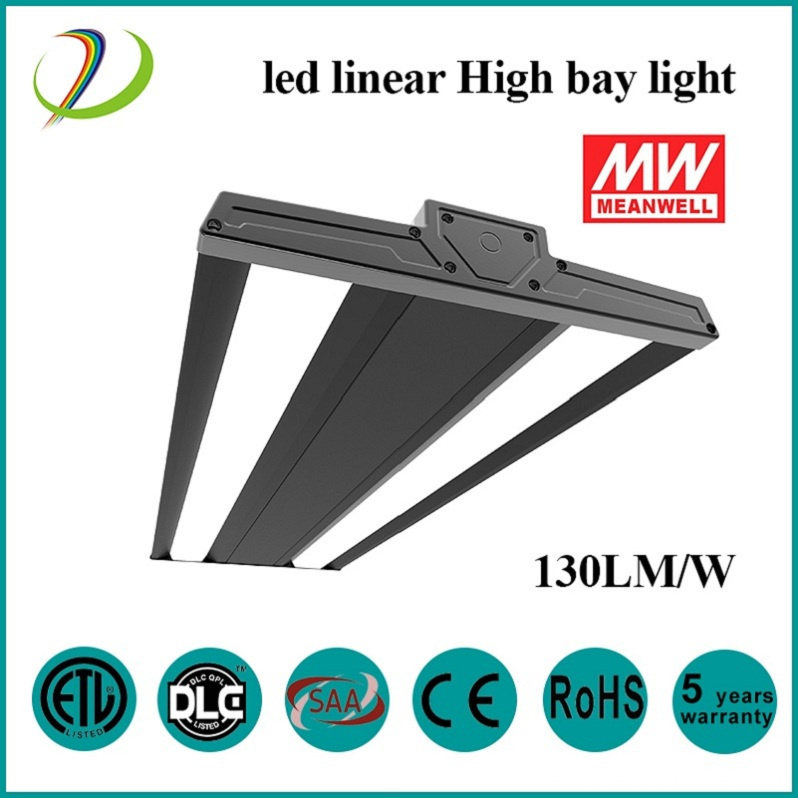 Die-casting Aluminio 600mm 150w led highbay lineal luz