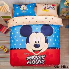 100% Baumwolle hochwertige Bettwäsche-Set für KinderBettbezug Bettwäsche-Set