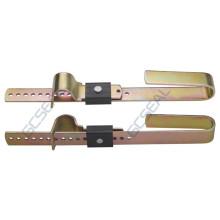GC-BS001 barrera metálica sellos para camiones y contenedores