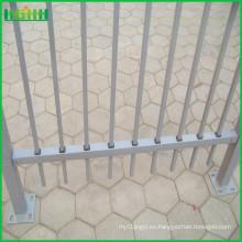 Hight Calidad y Top-selling diseño de valla de hierro forjado