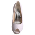 Wedopus Lace Wedding Shoes Nupcial