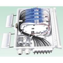 Faseroptik-Klemmenkasten (FTB Modell 8b / 12D)