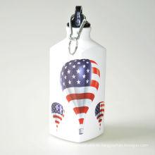 Sunmeta Versorgung 400ml 500ml 600ml 700ml Subliamtion Reiseflaschen mit verschiedenen Flaschenformen