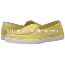 Дешевые Холст обувь женщин 2016 Оптовая Flat Случайные инъекции обуви