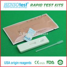 Dispositivo de cartão de cassete de teste FSH