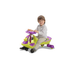 Frog Baby Plasma Vehicle Twister Roller