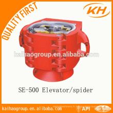 API Spec 8C enveloppe ascenseur / araignée, SE150 ascenseur spider