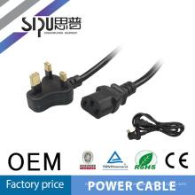Высокое качество СИПУ СА многожильный 220В шнур питания кабель компьютер лучшей цене силового кабеля медного электрического провода