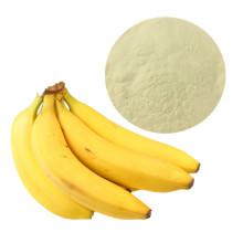 Pó de banana em pó solto