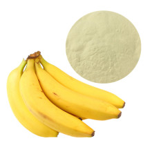 Polvo suelto de plátano en polvo