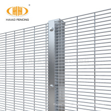 Hot sales 358 anti climb clear view fence panels