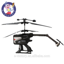 Mini helicopter long range rc helicopter Foldaway smart phone control transforming ufo