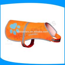 Chaleco reflectante de seguridad para perros de alta visibilidad EN471