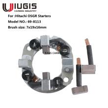 69-8113 Graphite Brush Holder for Starter Motor Parts