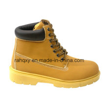 New Design & Hot Sell Full PU Safety Shoes (HQ06002)