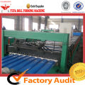 High quality steel plate roll fomring machine
