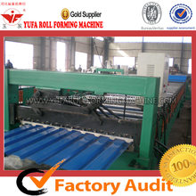 C8 Wall Panel Roll Forming Machine