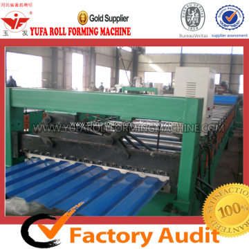 Roof Tile Forming Machine For Step Roofing Sheet