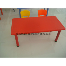 Hot Selling High Quality Kids Plastic Play Table