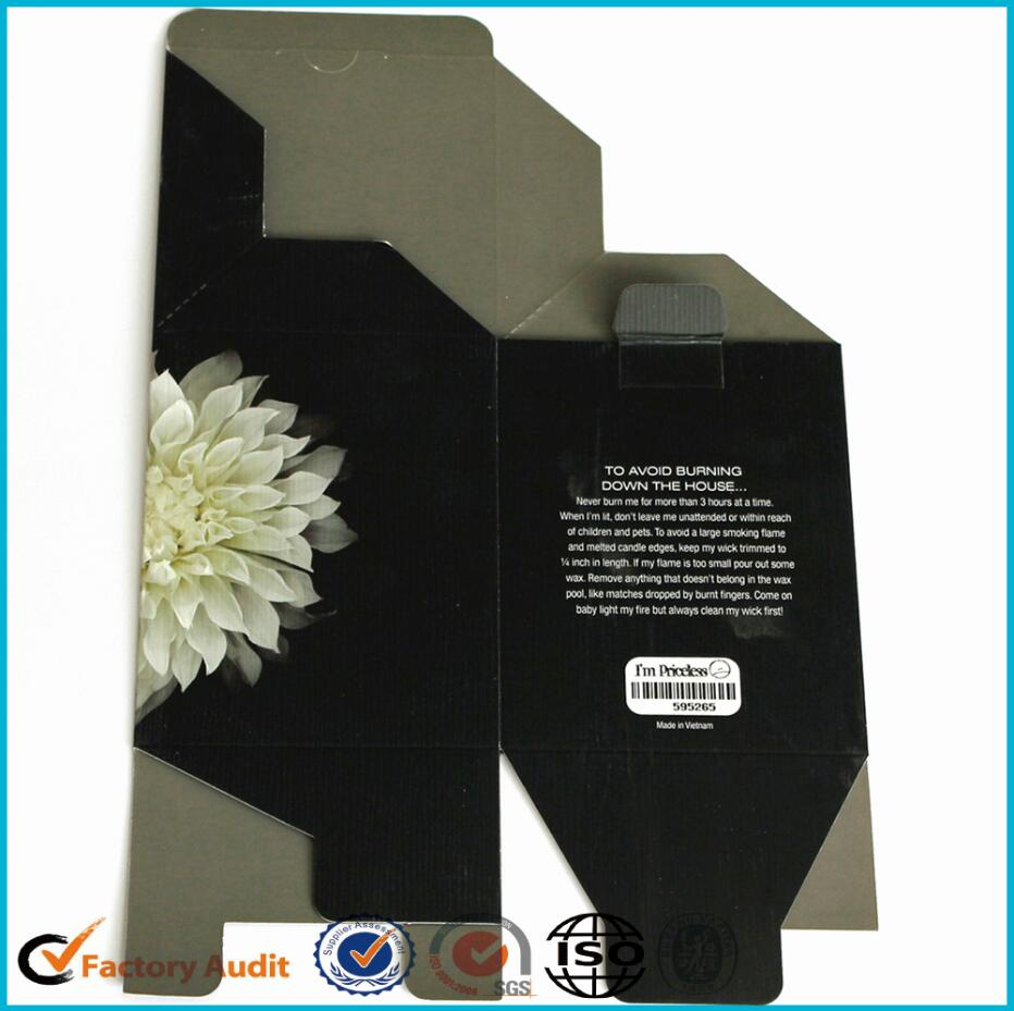 Candle Box Zenghui Paper Package Company 3 6