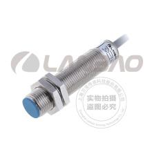 Sensor indutivo de distância estendida (fios LR12X AC2)