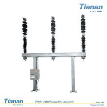 Interruptor de desconexão exterior / média voltagem