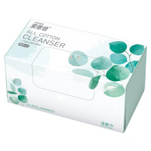 Factory Supply Disposable Skin-friendly Simple Face Wipes