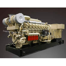 Ensemble générateur de gaz naturel de 1500 kVA Jichai / Groupe électrogène à gaz (H16V190ZLT-2)