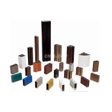 china aluminum glass curtain wall profiles