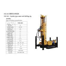 400m hydraulische Brunnenbohrmaschine
