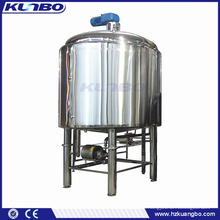 KUNBO Stainless Steel Electric Heat Mash Tun & Lauter Tun 200 - 5000L