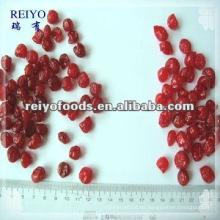 Cereza roja seca