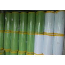 Film PVC vert rigide pour arbre de Noël décoratif