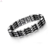 High quality stainless steel motorcycle chain bracelet,multifunction bracelet