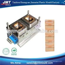 productos domésticos inyección de plástico CD caja molde plástico precio de fábrica