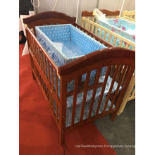 2016 Portable Wood Folded Baby Bed Baby Crib Baby Cot