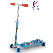 70mm PU Wheels Scooter Kids (BX-4M002)